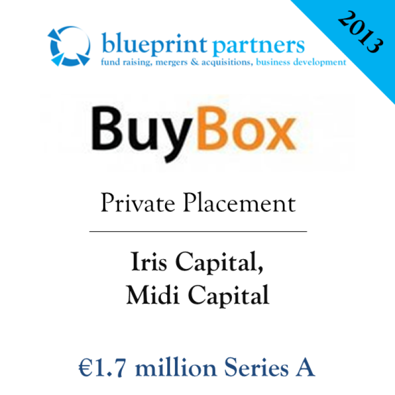 Deals blueprint buybox series a malvernweather Gallery