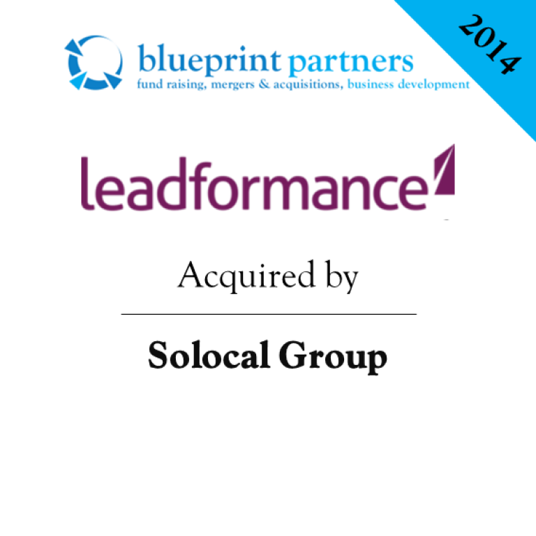 Deals blueprint leadformance acquired by solocal malvernweather Images